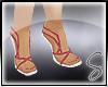 [Sev] Red Rose Heels