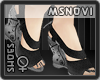 [N] Wedge Heel Shoes 1