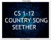 Country Song ~ Seether