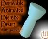 Derivable Drum - male av