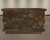 Marble Wood Table