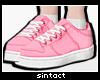 + Kicks Baby Pink