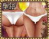 !C White Panties Xxl