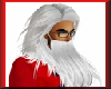 Fake Santa Beard