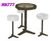 HB777 CBW High Table