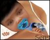 Infant Jackson: In blue