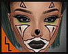 RAIKA Geometric Clown