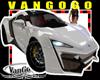 VG White HYPER sport CAR