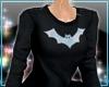 {G} Bat Sweater Dress