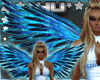 Blue Sparkle Wings