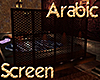 [M] Arabic Screen