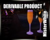 MRW|Bubbling Cider Glass