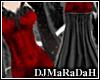 [dj]Dark Christmas Dress