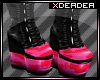 !D! PVC Booties #01