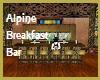 Alpine Breakfast Bar