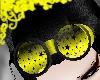 Yellow ghost goggles ani