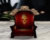 Skull Rocker Red