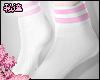 ダ. sport - socks pink