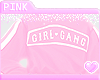 ♔ Crewneck ♥ Girl G