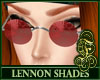 Lennon Shades Red