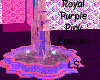Royal PurplePink Foutain