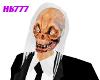 HB777 Crypt Keeper Hair