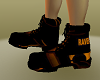 NL-Rave Boots Orange
