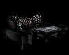 Bleach couch w/ table