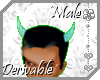 ~AK~ Drv M Devil Horns