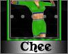 *Chee: Green Tennis