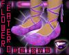 Ballet Slippers- Pinkle