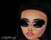 Pill Black Shadow Glasse