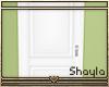 ~S~ White Door