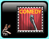 COMEDY STAMP