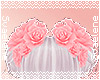 Pink Hair Roses