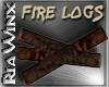 Wx:FIREPLACE LOGS