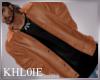 K winter tan male jacket