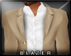 B: Tan/White Blazer 2 SC