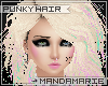 ♡M 2016 Punky Colored