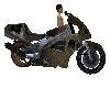 [CM] M4.0 MaleMotorCycle