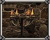 ~E- Asgard Floor Torch