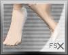 FSX~ Bare Feet