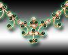 [SA]Green Polki Necklace