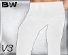 White Trousers V3