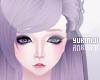 Asian Girl Head