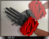 !M! Nicola fur gloves r