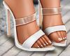 🤍Stylish White Heels