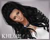 K Oceilor black hair