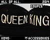 Couple Queen Snapback