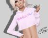 Kawaii Crop Sweater | F